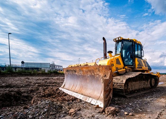 建設機械向け商品画像